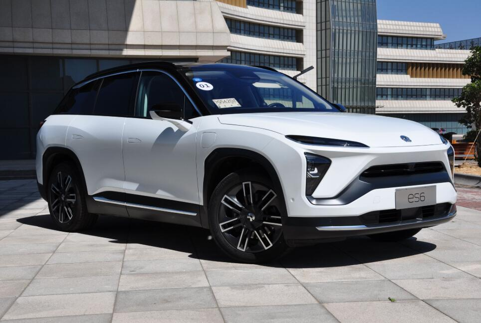 Behind the 10-fold spike in NIO's stock price-cnTechPost