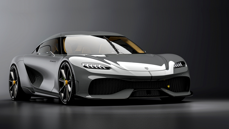 Supercar that accelerates from 0-100 km/h in 1.9 seconds to be launched in China on Nov 30-cnTechPost