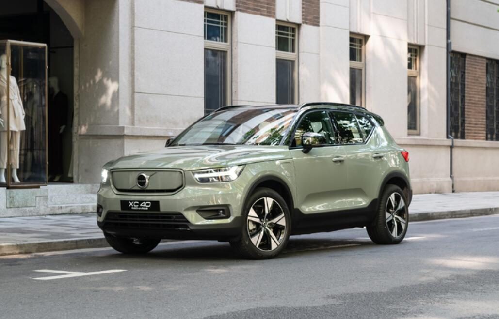 Volvo's first EV unveiled at Guangzhou Auto Show-cnTechPost