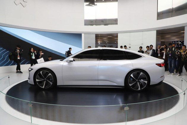 NIO is working on its fifth new car, with its fourth model to be unveiled in Jan-CnTechPost