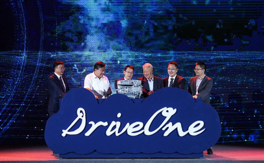 Huawei unveils DriveONE, its first electric drive system-cnTechPost