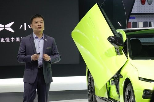 XPeng announces new P7 with scissor doors, plans world's first LIDAR-equipped car-cnTechPost