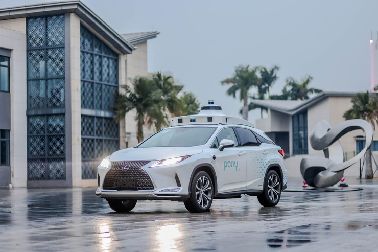 Pony.ai becomes China's highest-valued company in automated driving after new funding round-CnTechPost