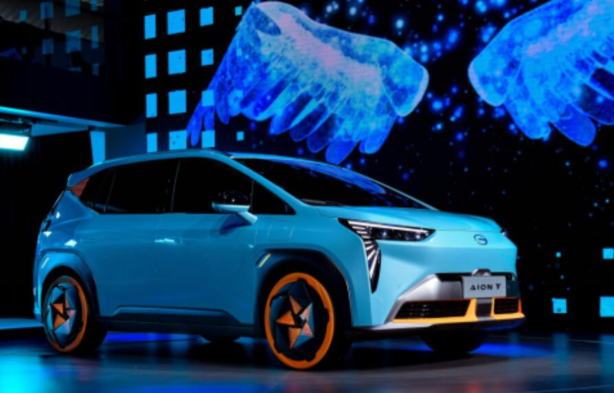 GAC Aion announces its independence, launches new electric SUV Aion Y-cnTechPost