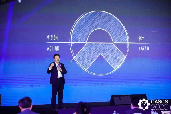 NIO exec calls for supply chain-wide collaboration to enable technology and business model innovation-cnTechPost