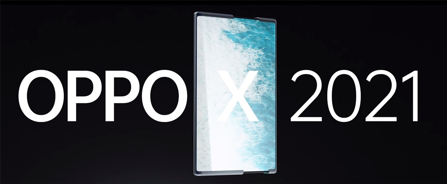 OPPO X 2021 scrolling screen concept phone unveiled-CnTechPost