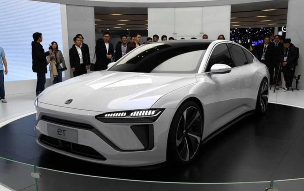 Could NIO's upcoming sedan be a formidable rival to Tesla's Model 3?-CnTechPost