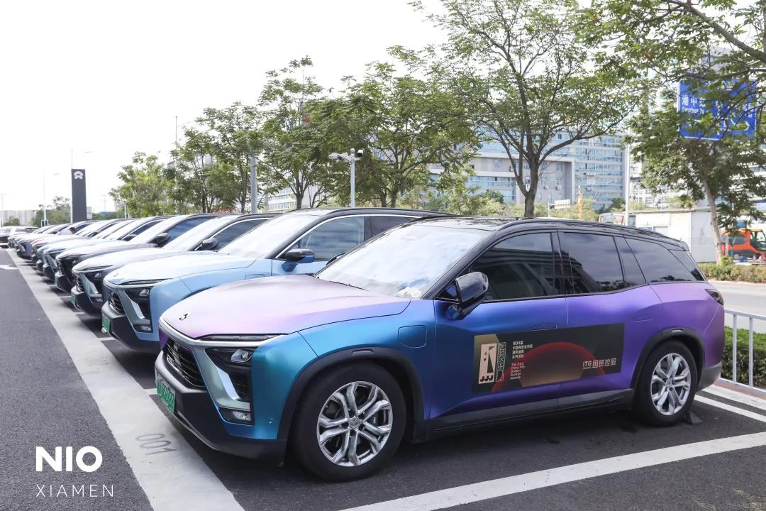 NIO becomes partner of Chinese version of Academy Awards for second time-cnTechPost