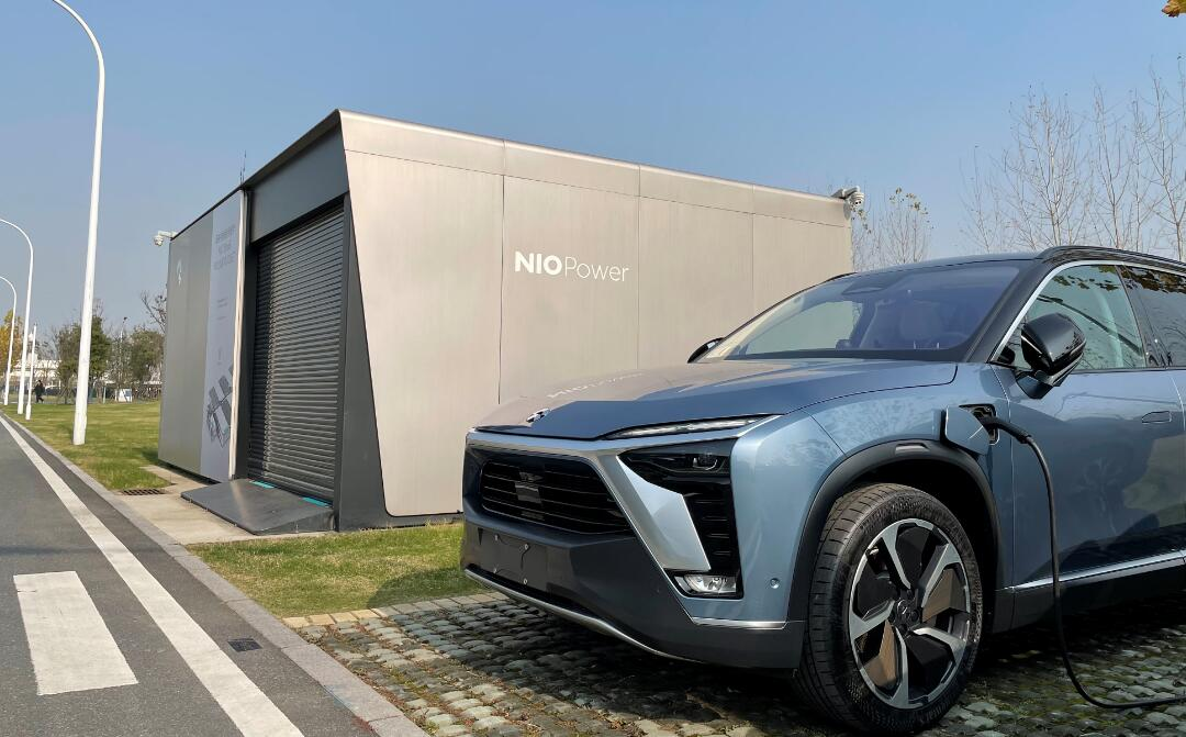 How does NIO build cars? We made a site visit-cnTechPost