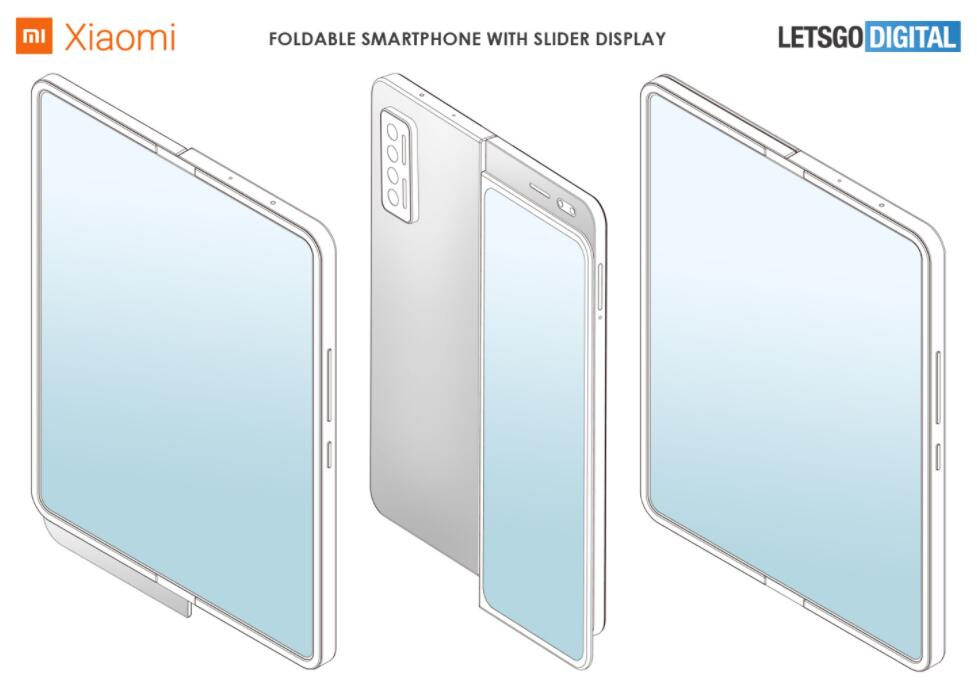 Xiaomi allegedly to release foldable screen phone-CnTechPost