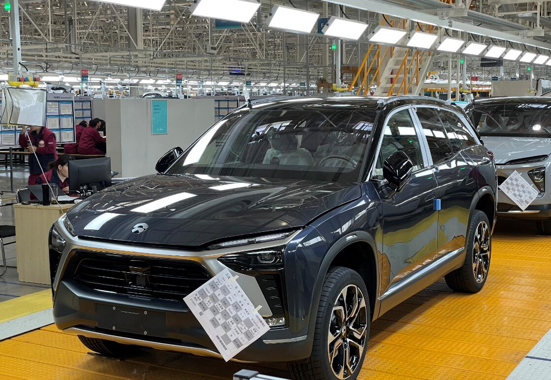 On the way to catch up with Tesla, where did NIO, Li Auto and XPeng spend their money?-CnTechPost