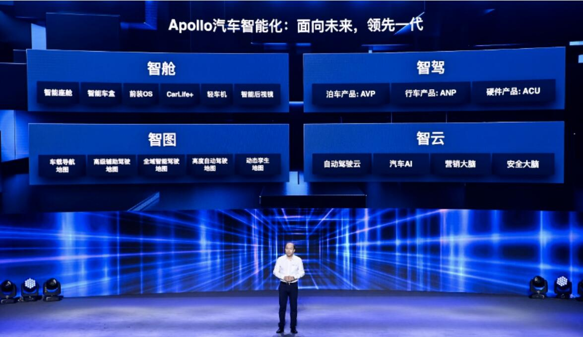 Baidu unveils automated driving assistance solution ANP, similar to NIO NOP-CnTechPost