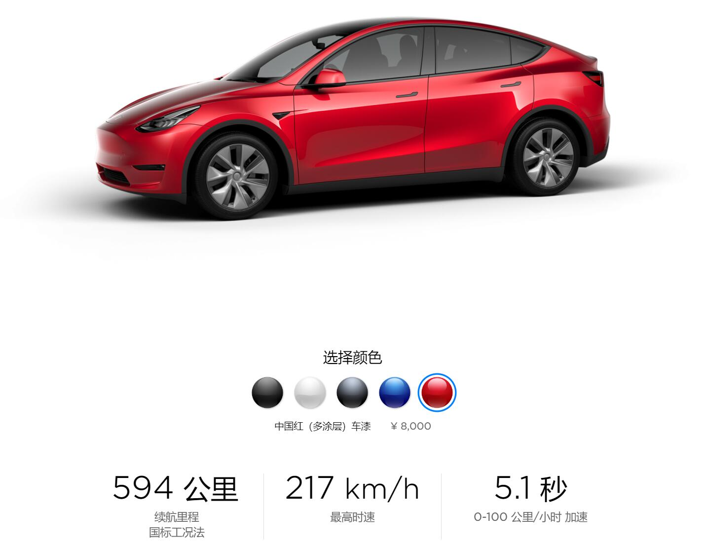 China-made Tesla Model Y goes on sale, price from about $52,000-CnEVPost