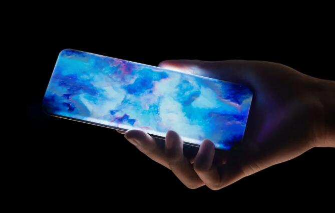 Xiaomi announces new concept phone with waterfall display on all four edges-CnTechPost