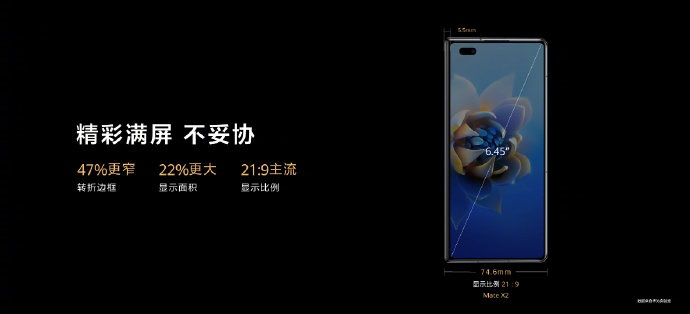 Huawei unveils Mate X2 foldable phone, priced from about $2,785-CnTechPost
