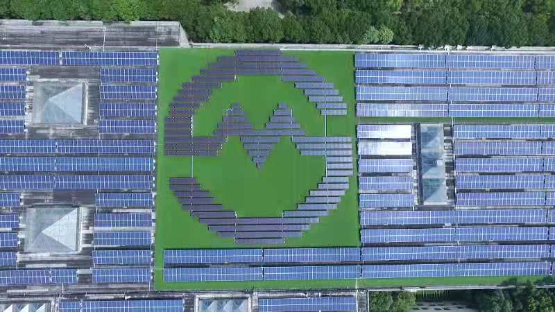 Huawei solar panels installed at one of Shanghai's busiest metro stations, can save 1,200 tons of coal per year-CnTechPost