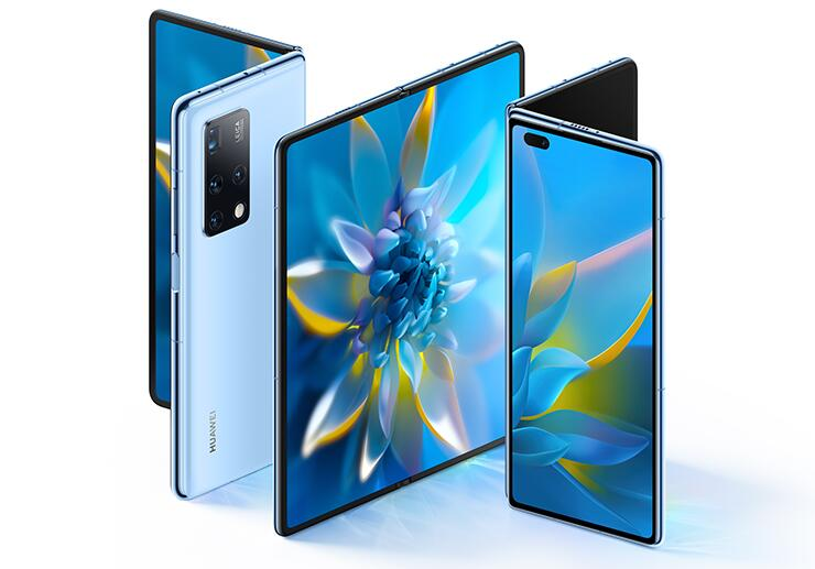 Huawei Mate X2 price goes up to about $15,500 on second-hand market on debut-CnTechPost