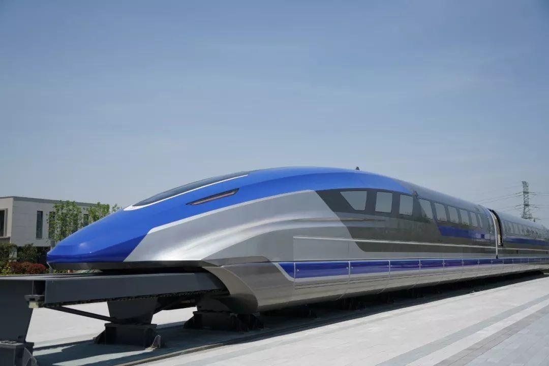 China starts commissioning maglev trains with speeds up to 600 km/h-CnTechPost