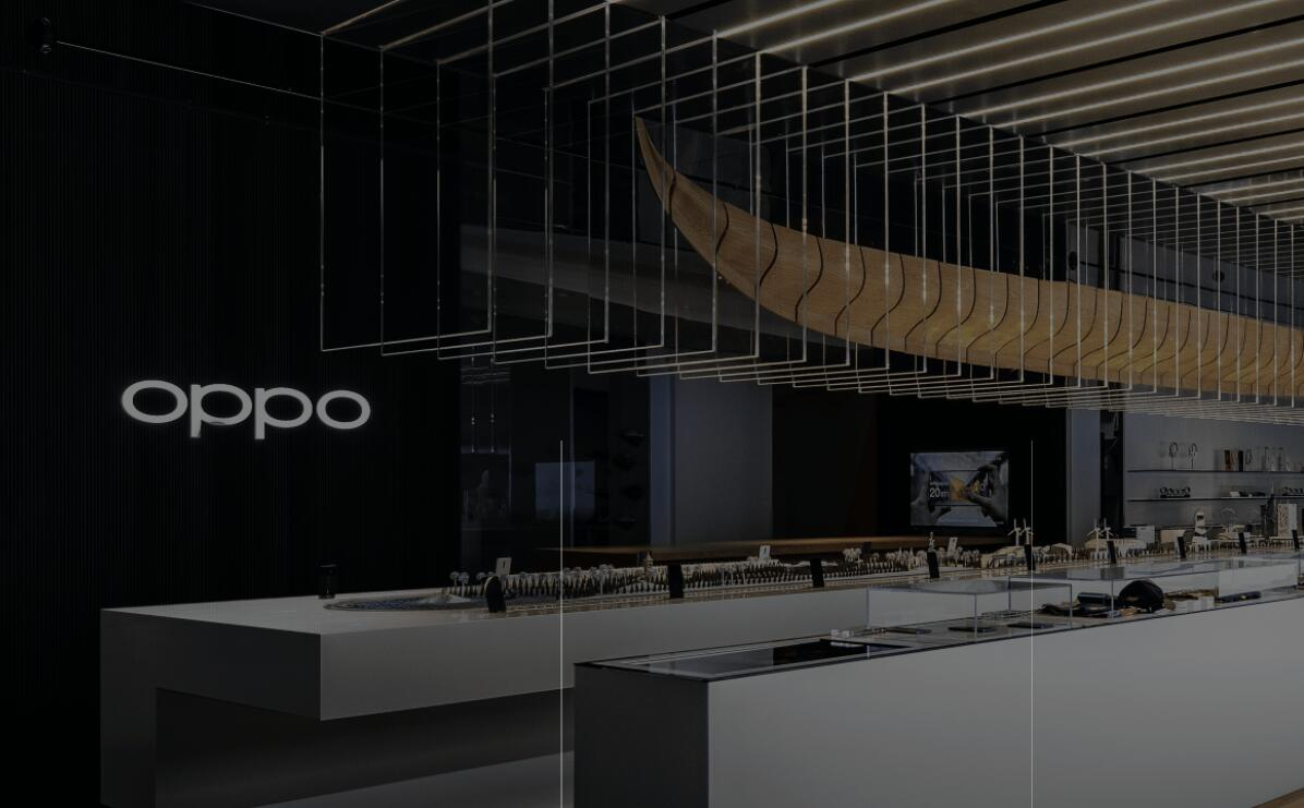OPPO closes super flagship store to shrink its offline business-CnTechPost