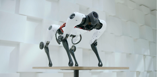 Tencent unveils Max, its first in-house developed quadruped robot-CnTechPost