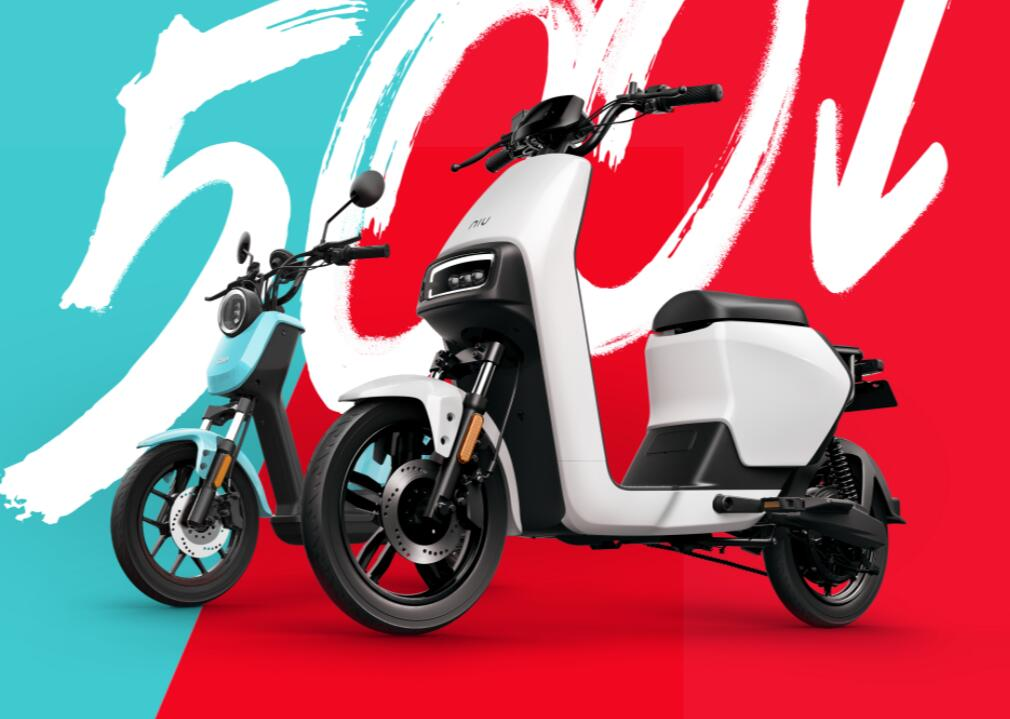 Chinese electric scooter maker Niu Technologies' Q4 revenue up 25 percent year-on-year to $103 million-CnTechPost