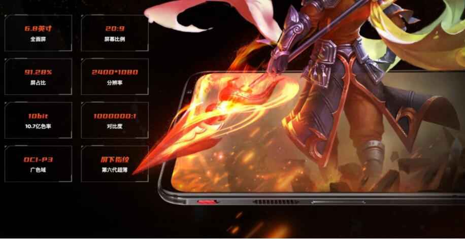 Red Magic 6 series gaming phones launched with 165Hz OLED screens-CnTechPost