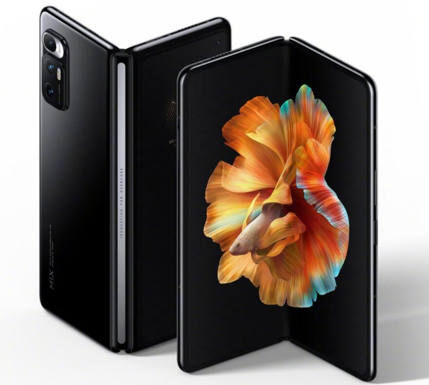 Xiaomi unveils its first foldable phone, MIX FOLD, starting at around $1,520-CnTechPost