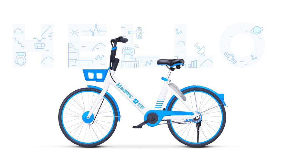 Ant-backed bike-sharing firm Hello Inc files prospectus for Nasdaq listing-CnTechPost