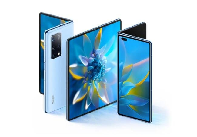 Huawei starts selling 4G Mate X2 foldable phone with HarmonyOS 2 pre-installed-CnTechPost
