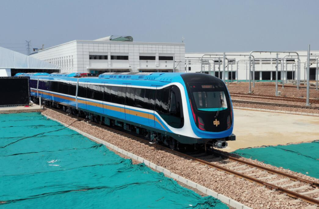 China builds first metro train based on local standards-CnTechPost