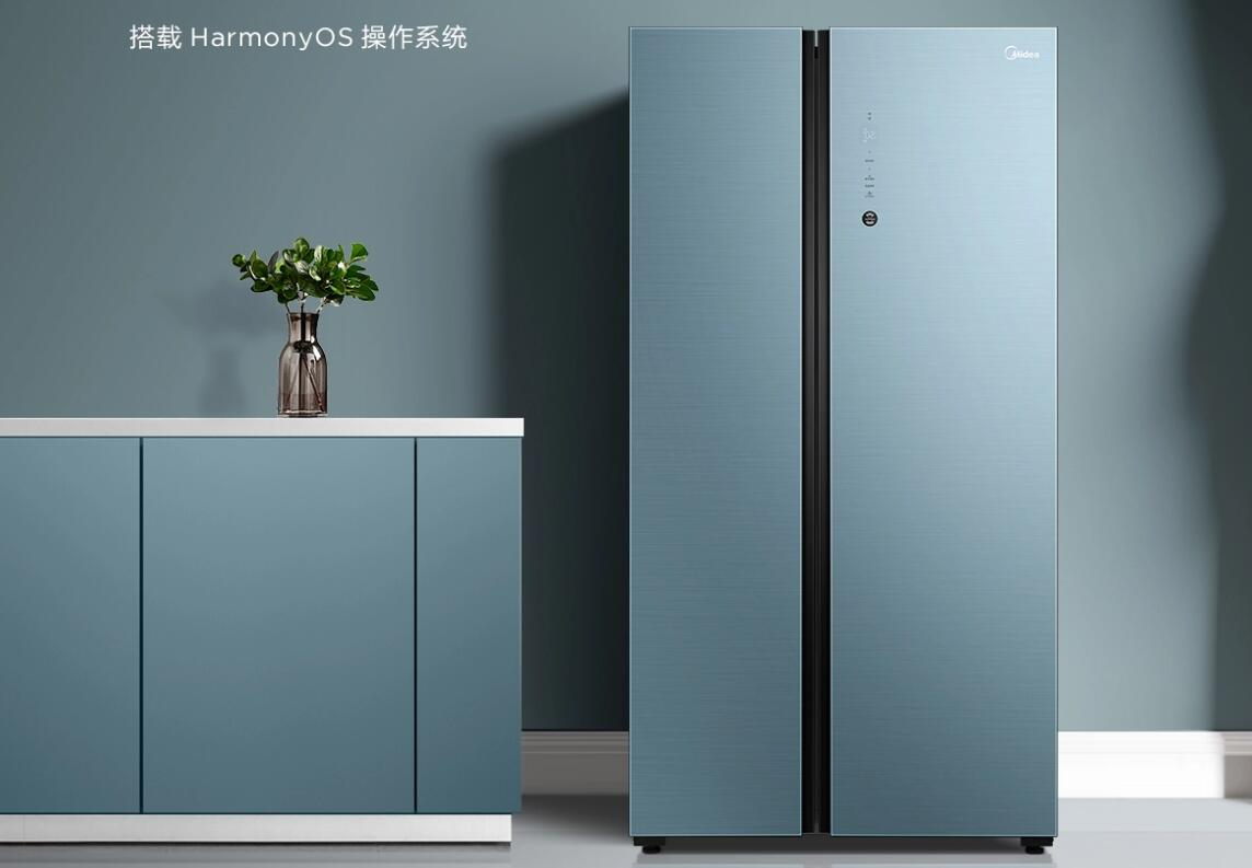 First HarmonyOS-powered refrigerator goes on sale-CnTechPost