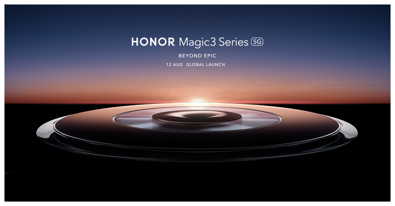 Honor to hold global launch event for Magic 3 series on August 12-CnTechPost