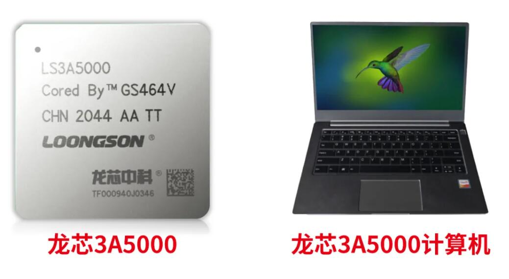 Loongson launches 3A5000, first processor to use its own LoongArch architecture-CnTechPost