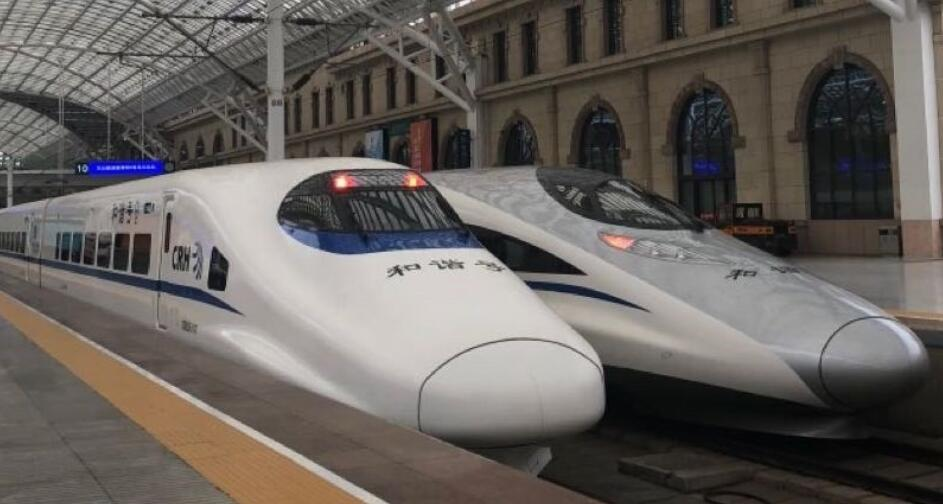 China's high-speed rail has covered more than 95 percent of cities with a popula-CnTechPost
