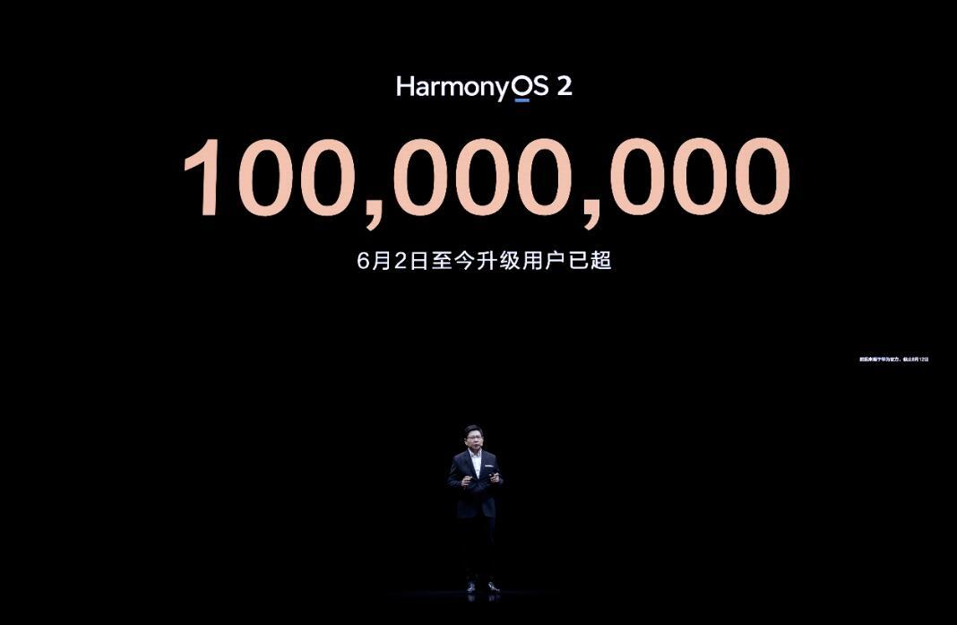 Huawei says HarmonyOS 2 surpasses 100 million users-CnTechPost