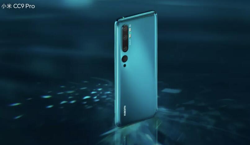 Xiaomi launches Mi CC9 Pro with 108 MP penta-camera in China-CnTechPost
