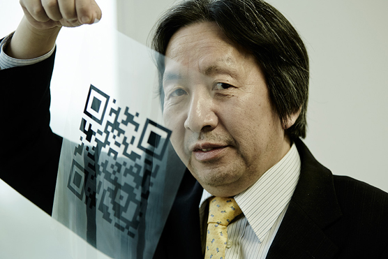 Inventor of QR Code: I never thought it could be used for payment-CnTechPost