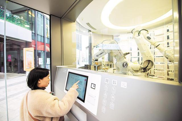 Huawei opens first unmanned store, selling phones with robot-cnTechPost
