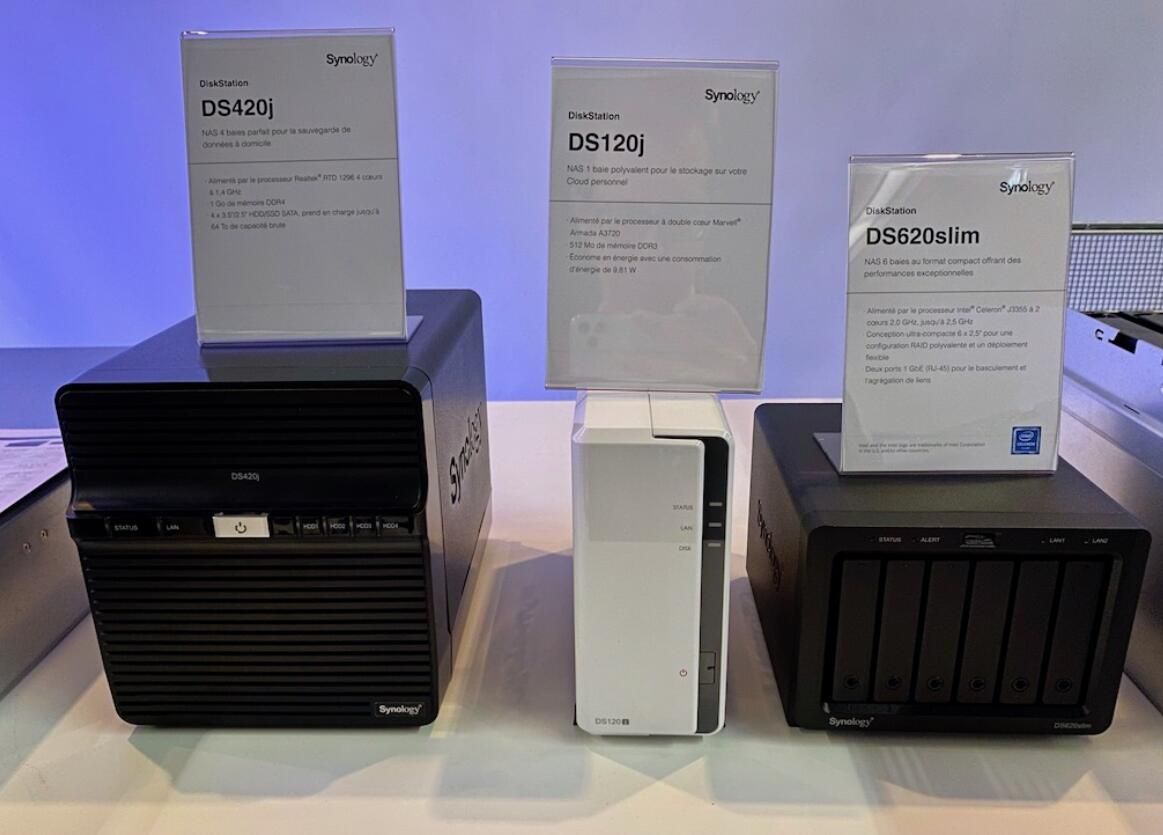 Synology launches DS420j, an entry-level four-bay NAS-cnTechPost