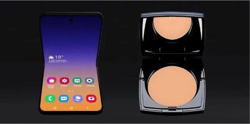 Samsung's new foldable phone is called Galaxy Bloom instead of Galaxy Fold 2-cnTechPost