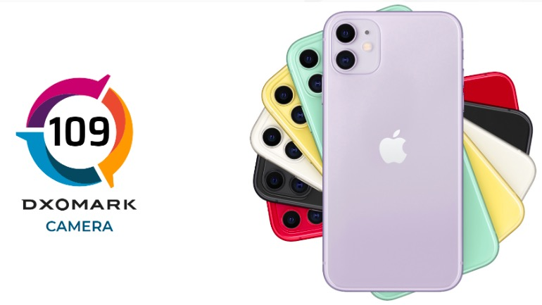 iPhone 11 has same score as Huawei P20 Pro in DxOMark camera review-CnTechPost