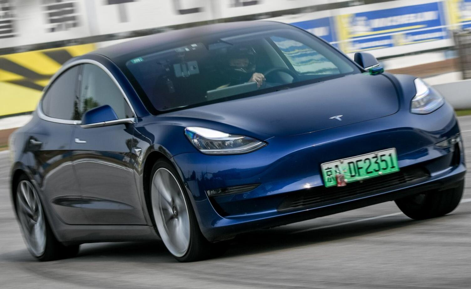 Tesla resumes delivery of China-made Model 3-cnTechPost