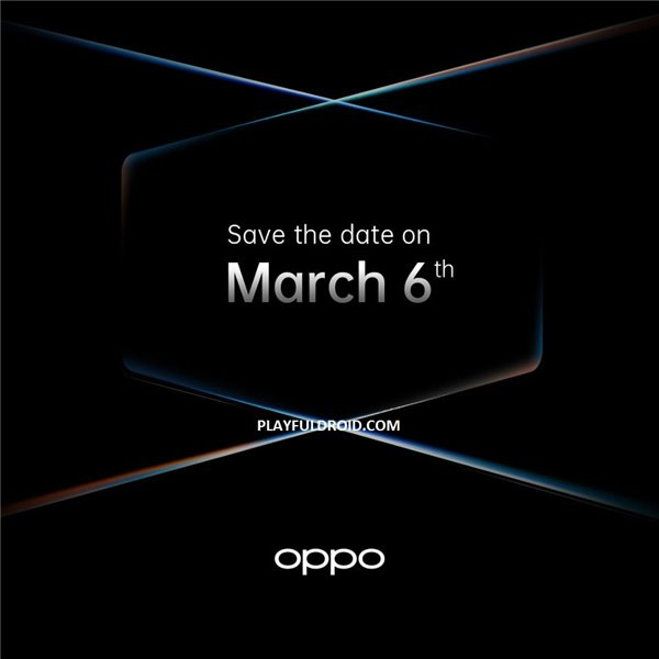 OPPO Find X2 will be released on March 6-CnTechPost
