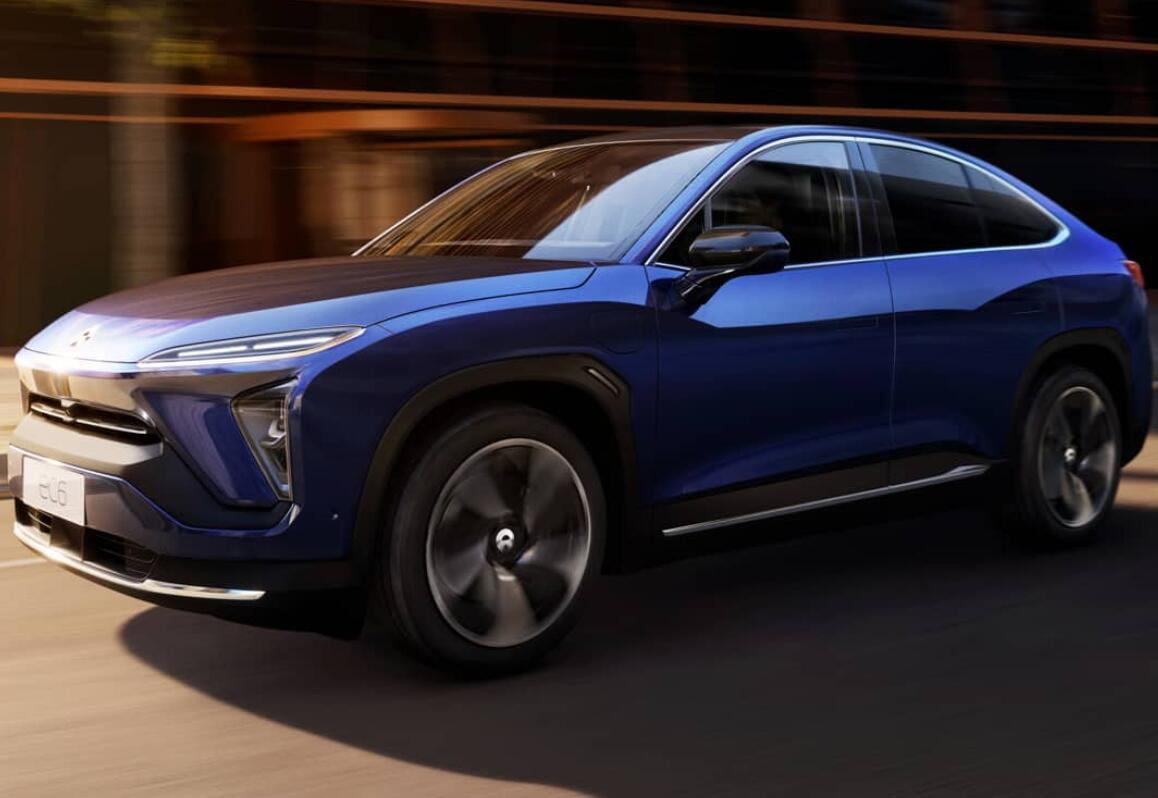 Meet Nio EC6: SUV with over 600 km rang, 0-100 km/h in 4.7 seconds-cnTechPost