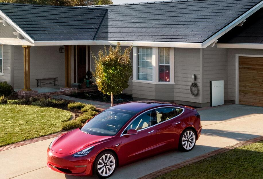 Tesla is bringing its solar roof business into China-CnTechPost